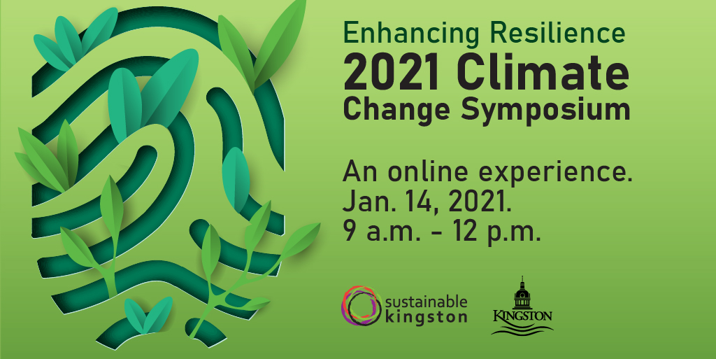 Enhancing Resilience 2021 Climate Change Symposium event image
