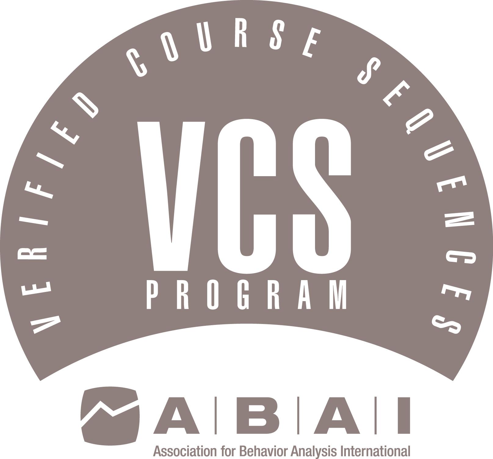 Verified Course Sequences VCS Program